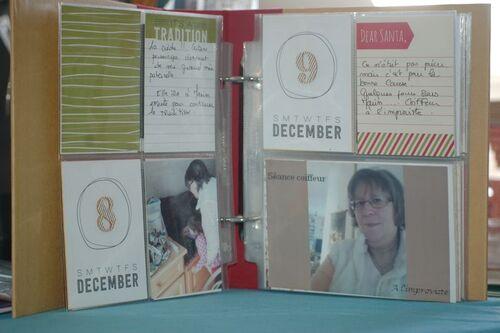 Mon December Daily est terminé !!!!