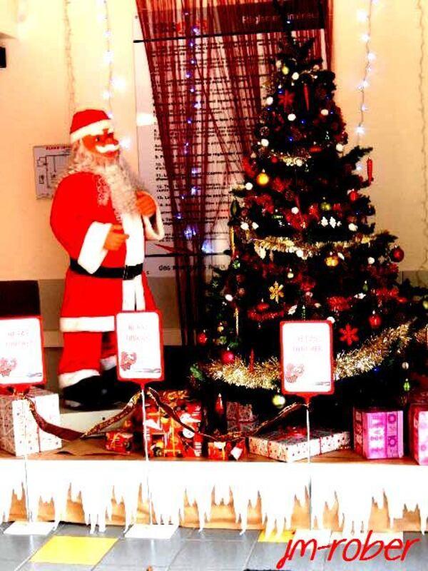 Dernière ligne droite avant Noël...... J-2!