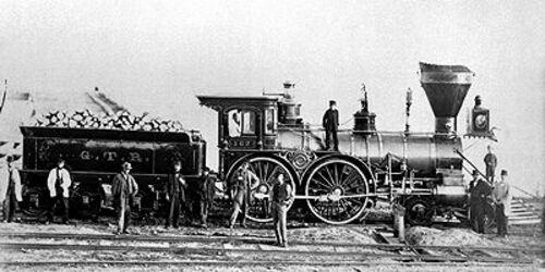 Histoire du chemin de fer au Canada