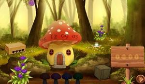 Jouer à 8B Mushroom hut escape