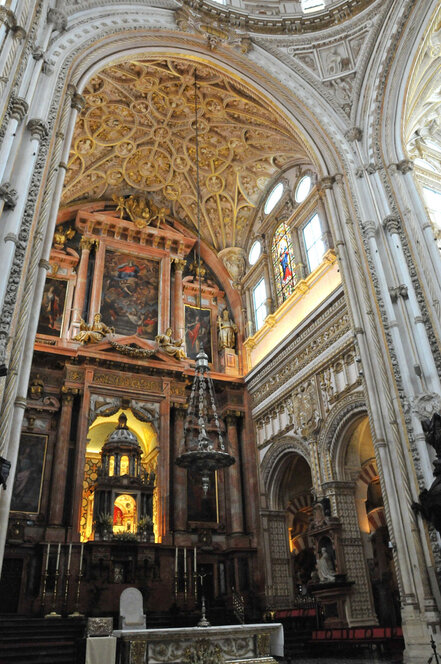 Cordoue, la cathédrale