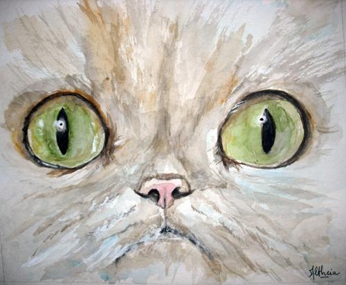 Les chats et les poètes