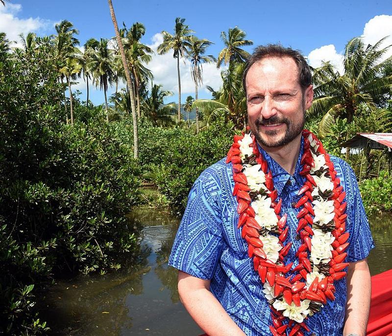 Toujours au Samoa