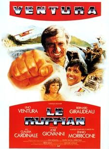 LE RUFFIAN BOX OFFICE FRANCE 1983