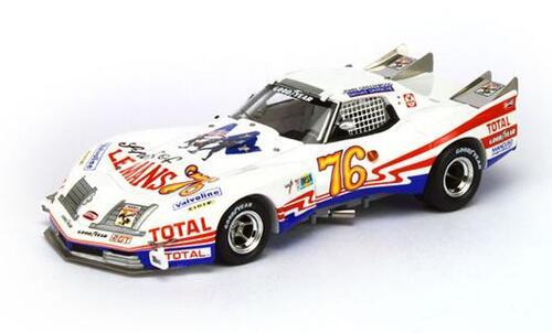 Chevrolet Corvette Le Mans