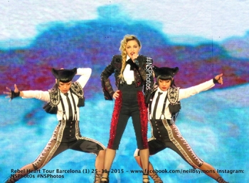 Rebel Heart Tour - 2015 11 24 - Barcelona (11)