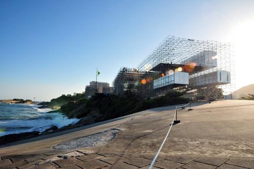 Une ville éphémère: El Pavilhão Humanidade de Carla Juaçaba