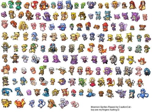Avec Moemon, conciliez Moe et Pokemon ! ♥