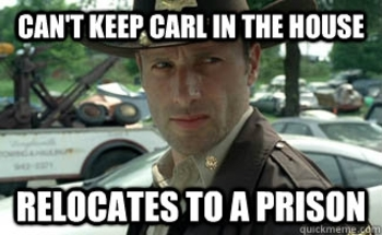 The Walking Dead memes 17