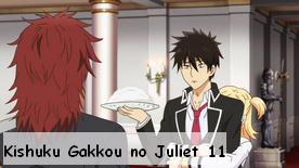 Kishuku Gakkou no Juliet 11