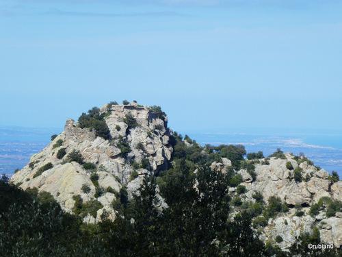 Le château d'Ultrera