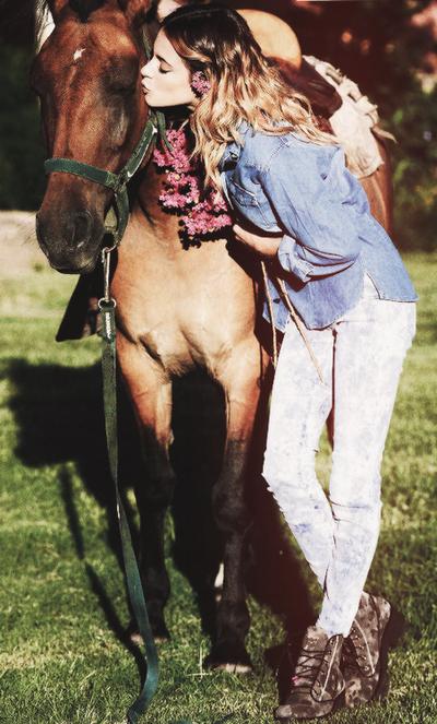 Violetta ne ferra pas d'équitation dans la saison 3 d'après un magazine