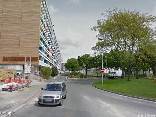 Le quartier de Mireuil