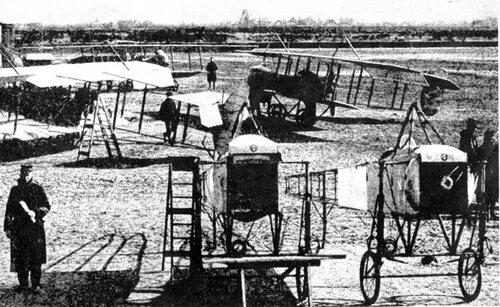 De l'aérodrome du Beau-Marais à l'aéroport de Calais-Marck