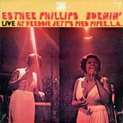 Esther Phillips - Burnin' (Live At Freddie Jett's Pied Piper, L.A.) - Complete LP