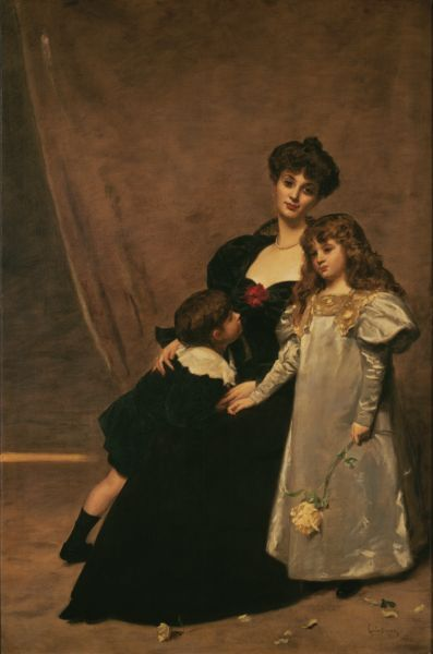 Fichier:Carolos-Duran Mother and Children.jpg