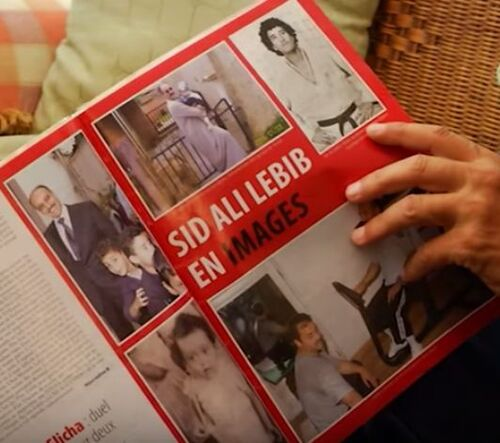 judo / Sid Ali LEBIB