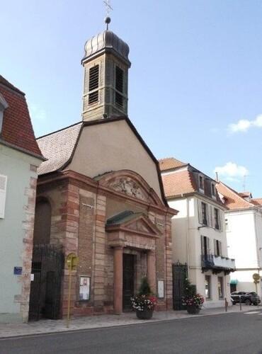 Eglise de la garnison