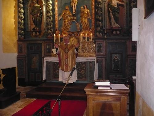 Messe du jour de Noël à Gigouzac