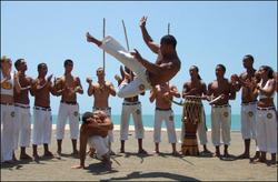 Pratiquer la capoeira