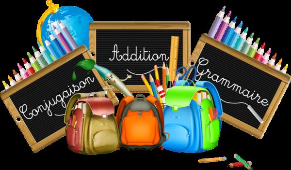 Ecole-Rentrée des classes