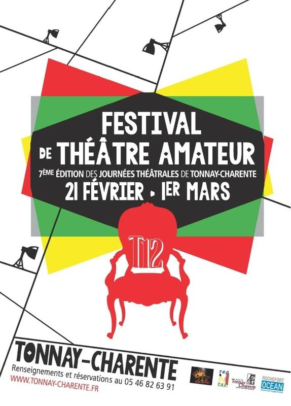 Journées théâtrales de Tonnay-Charente