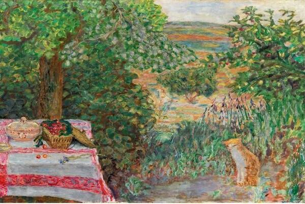 Samedi - Le tableau du samedi : Bonnard, sans jamais s'en lasser.