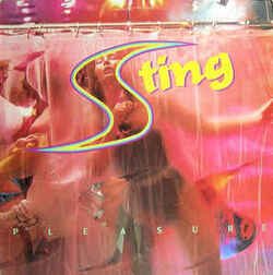 Sting - Pleasure - Complete LP