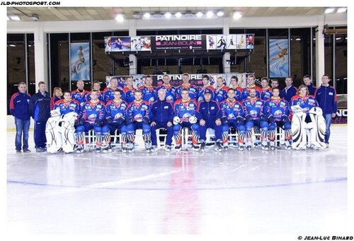 PHOTO OFFICIELLE 2011-2012