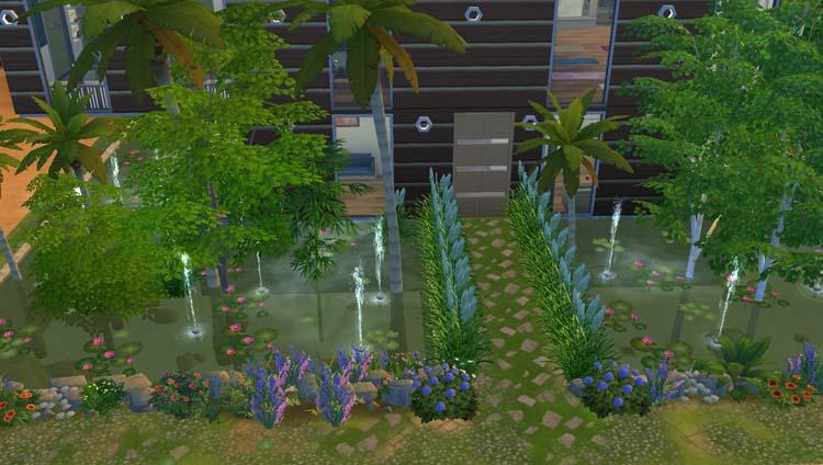 Sims 4 : mon premier spa