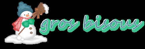 Des bisous des bisous