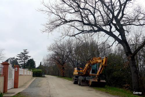 Dans ma rue: quel chantier!