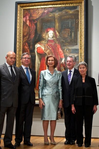 Sofia au Prado