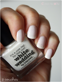 White Wedding – Picture Polish