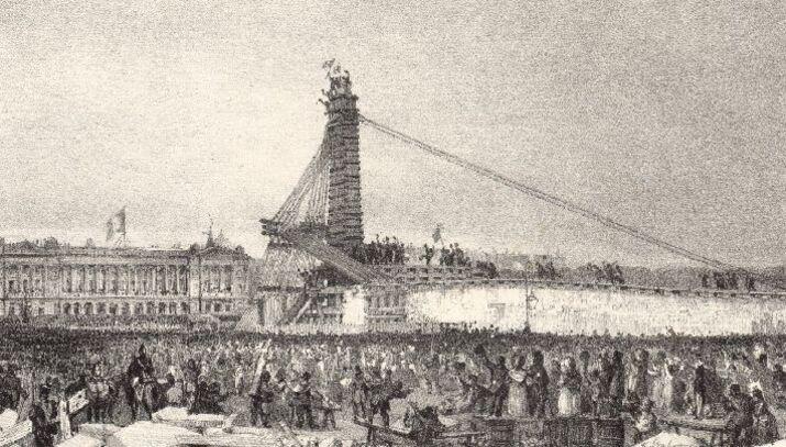 Le plus vieux monument de Paris