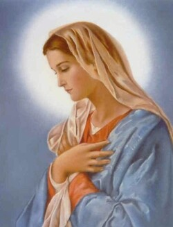 L'ANNONCIATION A MARIE PAR L'ANGE GABRIEL St Luc 1,26-38