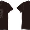 T-Shirt Cou en V Noir (3,000yen)