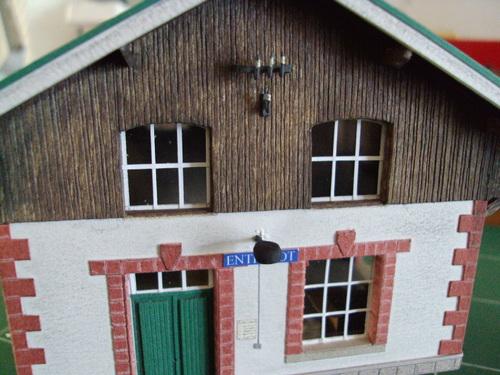 Halle à marchandises de Krüth Les Bains