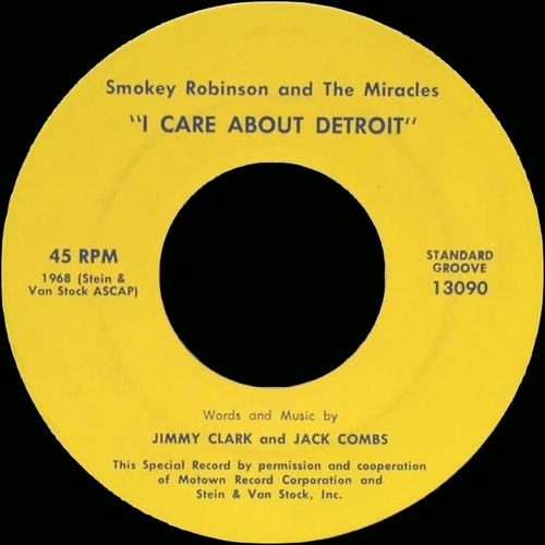 """Smokey Robinson & The Miracles : Album """" Special Occasion """" Tamla Records TS 290 [ US ]"""