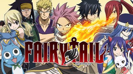 Résultats de recherche d'images pour «fairy tail»