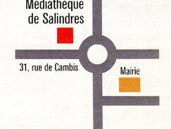 Médiathèque de Salindres