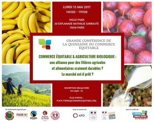 Conference 15 Mai a 14h30
