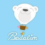 Dessins animés : les sections TV et Vidéos de l'appli Badabim