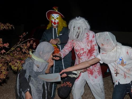 Esprit d'Halloween es-tu là?