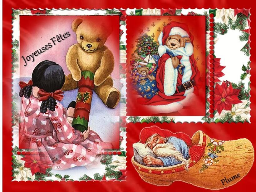 Le Père Noel s'est endormi