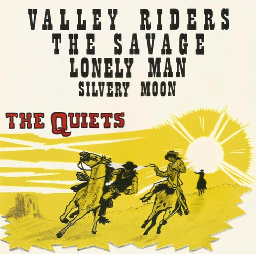 The Quiets - Silvery Moon