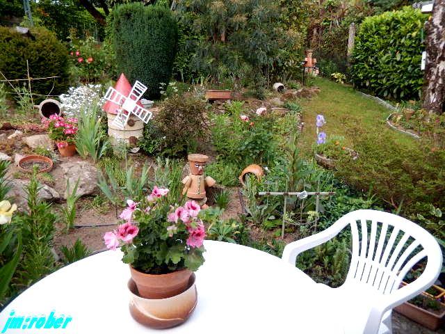 Un petit tour du coté Jardin