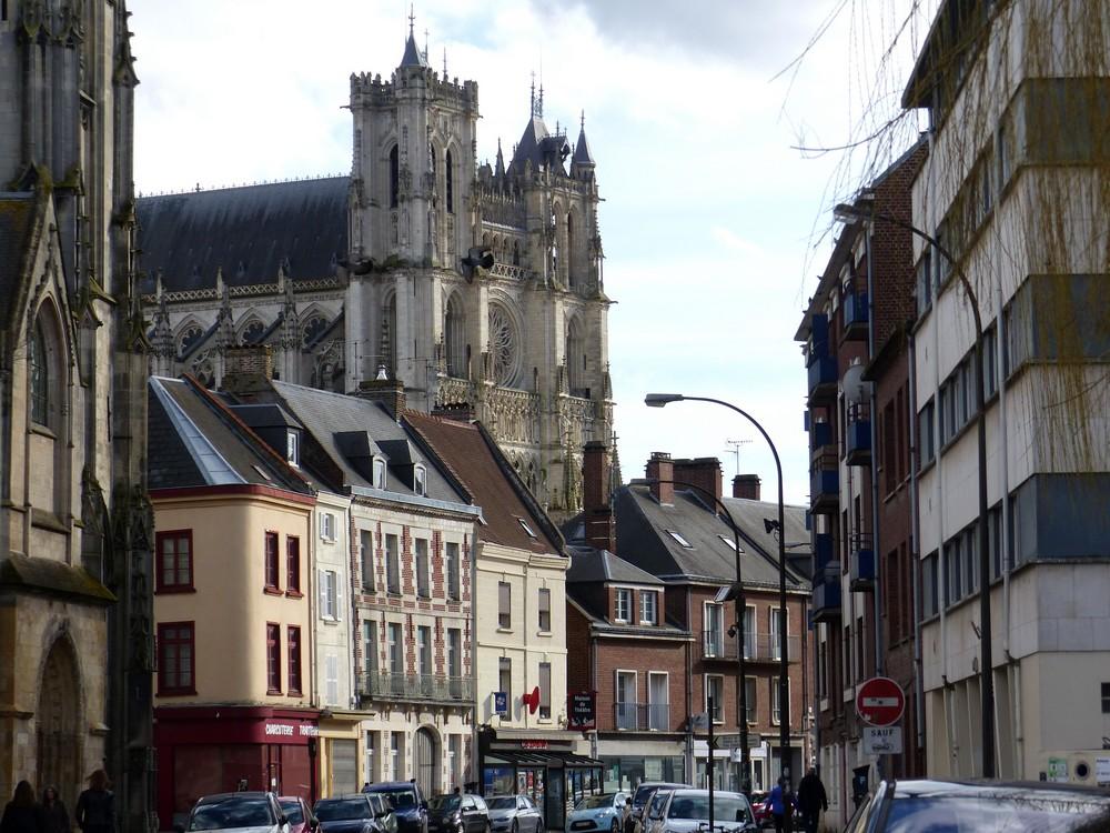 La rue Saint-Leu
