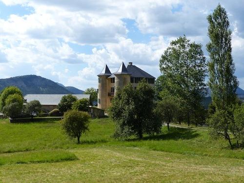 Chateau de Montclar