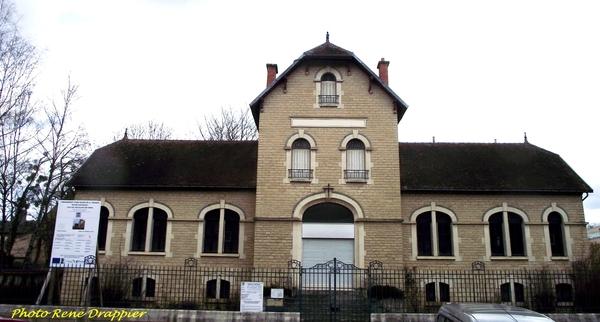 """Les anciens """"Bains-Douches"""" vont devenir la """"Maison de la Musique"""""""